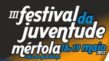 Festival da Juventude anima Mértola na sexta-feira e sábado