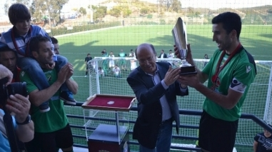 FC Castrense derrota FC Serpa e vence Supertaça 2011-2012