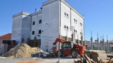Bombeiros de Ferreira do Alentejo investem 400 mil euros na ampliação do quartel