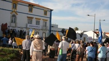 População de Grândola contesta falta de médicos no Centro de Saúde