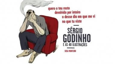 """Castro Verde mostra exposição """"Sérgio Godinho & As 40 Ilustrações"""""""