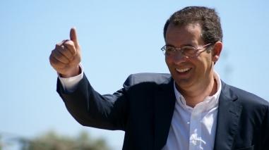 Seguro visita feira em Aljustrel e rejeita suspensão de eleições em câmaras endividades