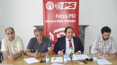 Pedro do Carmo apresenta lista de candidatos a delegados ao congresso da Federação do PS