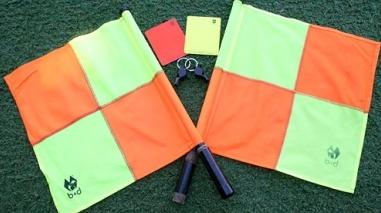 """""""Cartão vermelho"""" para a arbitragem do distrito de Beja em 2011-2012"""