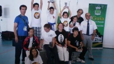 Karatecas de Beja conquistam oito medalhas no campeonato nacional