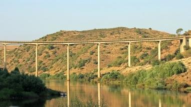 Cadáver de jovem desaparecido encontrado debaixo de uma ponte em Mértola