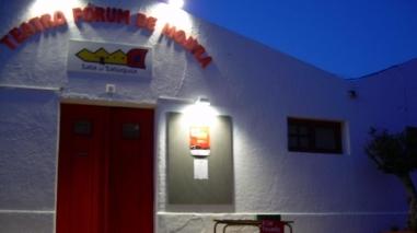 Teatro Fórum de Moura sofre com acção de despejo e falta de financiamento