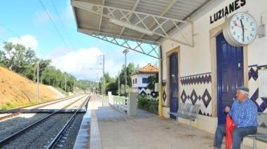 Odemira quer comboio regional de volta à estação de Luzianes-Gare
