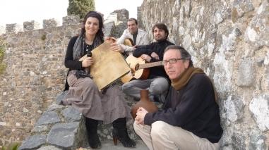 Cantigas do Baú ao vivo este sábado no Teatro Municipal Pax Julia (Beja)