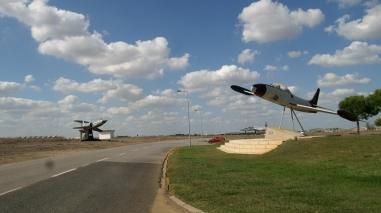 """Base Aérea de Beja """"abre portas"""" à população ao longo de todo o domingo"""