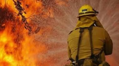 Incêndio activo com duas frentes junto a Alcaria da Serra (Vidigueira)