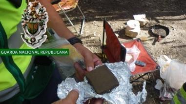 GNR deteve 23 suspeitos de tráfico de droga nas imediações do Festival Sudoeste