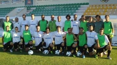 FC Castrense prepara regresso à 3ª divisão nacional com muito realismo