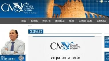 """Câmara Municipal de Serpa já tem """"online"""" o Portal do Munícipe"""