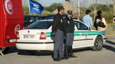 GNR de Almodôvar identifica duas pessoas por furto de cobre