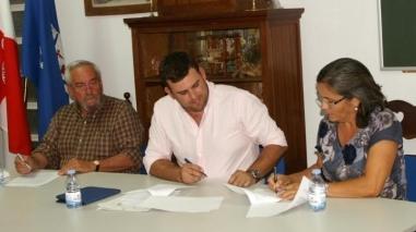 Câmara de Castro Verde e Lar Frei Manoel das Entradas assinam protocolo