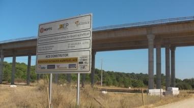 Câmara de Ferreira do Alentejo ameaça processar o Estado por suspensão da A26/ IP8