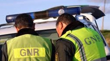 GNR de Almodôvar faz detenção por posse ilegal de arma