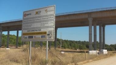 Entidades do Baixo Alentejo anunciam marcha lenta em defesa do IP8