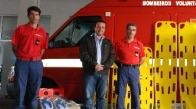 Câmara de Aljustrel acerta protocolo com bombeiros voluntários locais