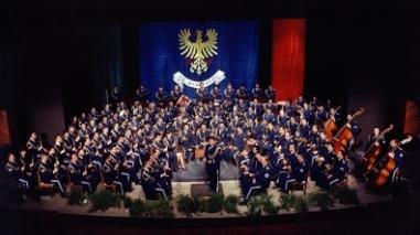 Banda da Força Aérea Portuguesa actua no Teatro Pax Julia (Beja)