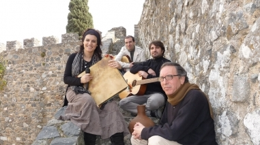 Cantigas do Baú ao vivo no Parque da Cidade (Beja)
