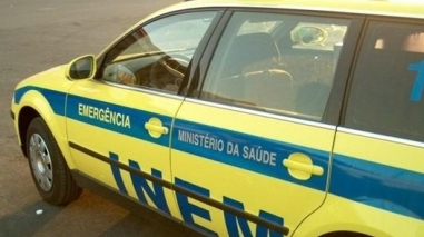 Despiste perto de Santana da Serra faz seis feridos