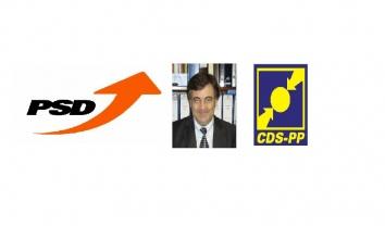 Manuel Maria Barroso é o candidato do PSD e do CDS  à Câmara de Alvito (ACT.)