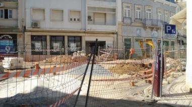 Obras nas Portas de Mértola (Beja) obrigam a interrupção de trânsito
