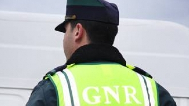 Jovem de 22 anos detido pela GNR em Aljustrel para cumprir prisão por homicídio
