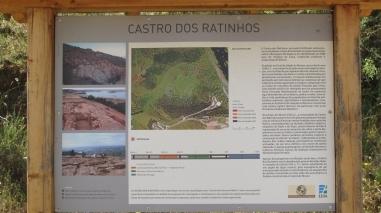 Castro dos Ratinhos (Moura) recebe classificação de Imóvel de Interesse Público