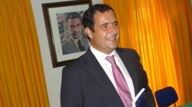 Deputado do PSD vista empresas e instituições do concelho de Alvito