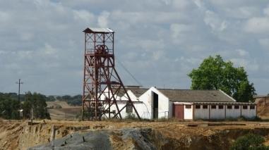 Vila de Aljustrel em festa com homenagem à padroeira dos mineiros