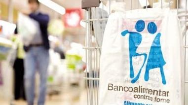 Campanha do Banco Alimentar recolhe mais de 36 toneladas de alimentos no distrito de Beja