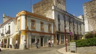 Trânsito com mudanças na zona das Portas de Mértola (Beja)