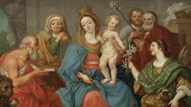 """Palácio de Belém mostra """"tesouros"""" da arte sacra do Baixo Alentejo"""