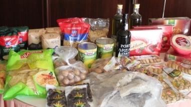 Campanha de Natal oferece 310 cabazes a famílias carenciadas de Odemira