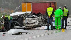 Vítimas mortais em acidentes