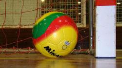Torneio de futsal sub-20