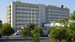 Adolescentes no hospital de Beja