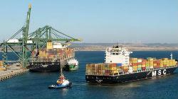 Porto de Sines aumentou