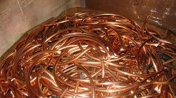 Furto de cobre coloca campanha