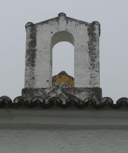 Sino de bronze roubado em Vila de Frades
