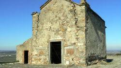 Igreja centenária em Monsaraz