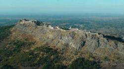 Cratera descoberta em Marvão