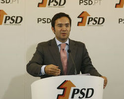 Vice-presidente do PSD defende