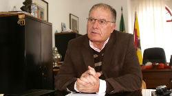 Francisco Orelha candidato do PS