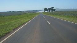 EDIA constrói nova estrada