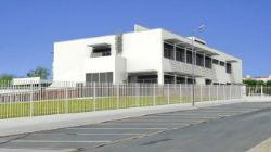 Novo centro escolar de Aljustrel