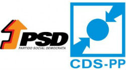 Candidato do PSD/ CDS preocupado